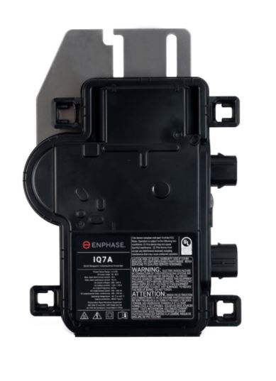 Image for IQ7A-72-E-INT Micro Inverter + IQ AC Connecting Cable Portrait Single Phase